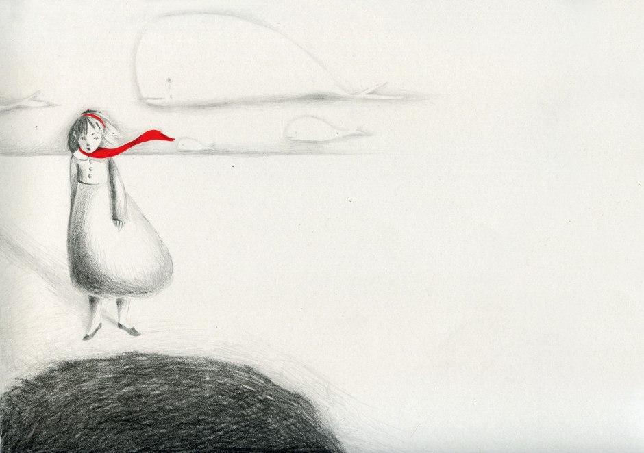 ... una buca enorme come  la bocca di una balena...