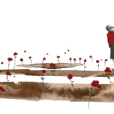 Marcella e la giacca rossa