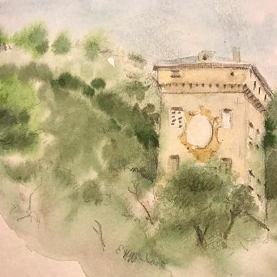 La torre dei Doria a S. Fruttuoso
